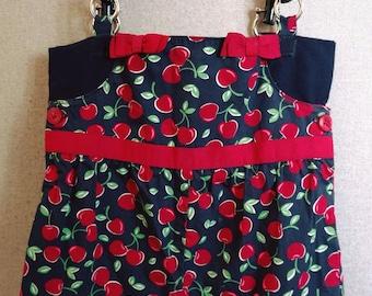 Dress me up in Cherries Handbag