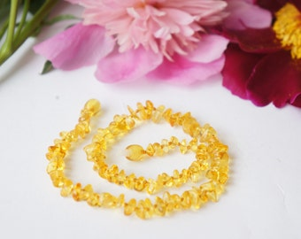 Amber baby teething, Amber teething, Amber baby, Baby teething, Amber baby necklace, Baby necklace, Amber baby bracelet, Baltic amber
