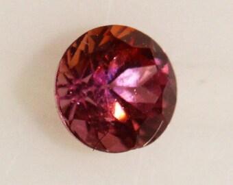 Pink Sapphire 0.146cts Round Cut 2.00mm Madagascar H9 Y9398 Gem Loose Faceted Gemstone Collector Gemology Gemological