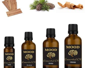 Cedarwood essential oil natural aromatherapy essential oils