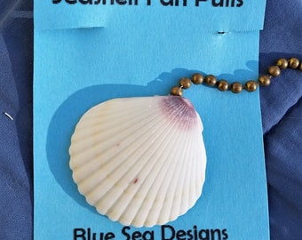 Seashell Light / Ceiling Fan Pull