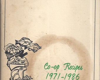 Rural Electric Membership Corporation Co-Op RECIPES 1971-1986 (RARE)