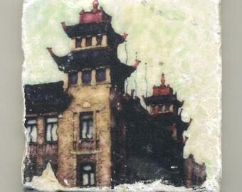 Chinatown Original Coaster