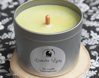 Put the Lime in the Coconut Soy Candle