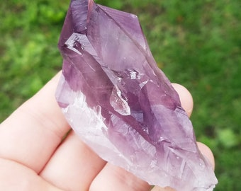 Amethyst Point, Amethyst Point, Amethyst point natural
