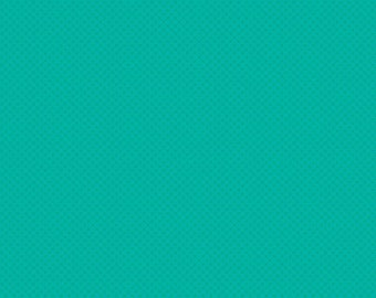 NEW!! Fabric by the yard - Fat Quarter Bundle - Quilt Fabric - Modern basic fabric - Riley Blake - Teal Fabric - Kisses Tone On Tone Vivid