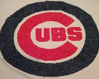 Chicago Cubs Blanket