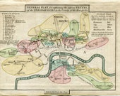 1790 John Cary Antique Lo...