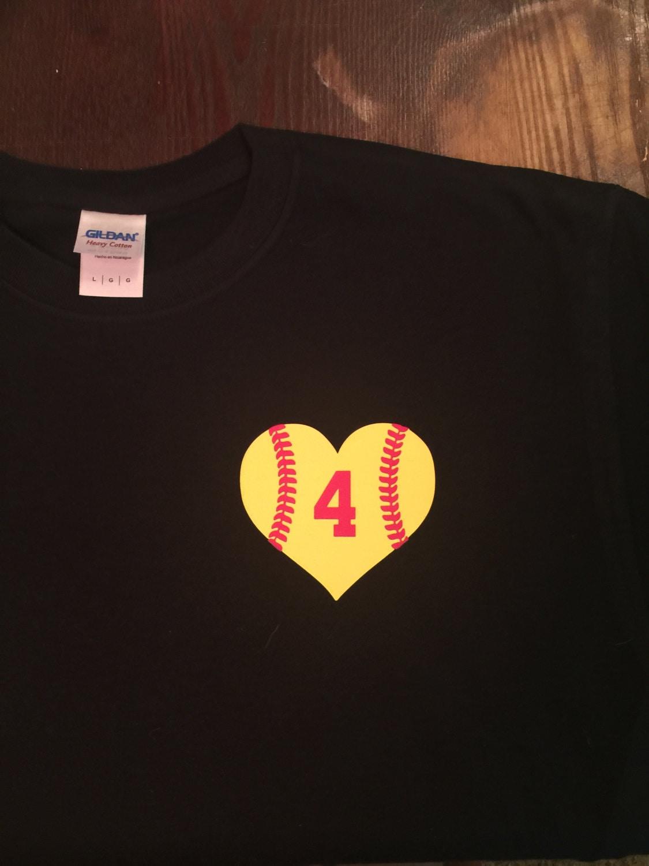 Custom Softball Shirts Hoodies amp More  Customized Girl