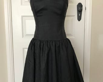 Perfect 1980's party dress