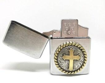 Western Cross Pocket Lighter