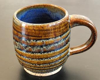 Striped Mug