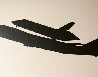 Shuttle Carrier - Wall Decal