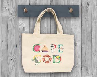 tote bags - Cape Cod