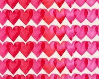 Love from Robert Kaufman fabrics 16461-343 Valentine