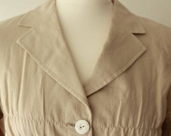 Linin Jacket