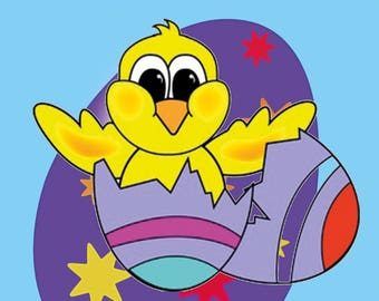 Grandson 1st Easter Card