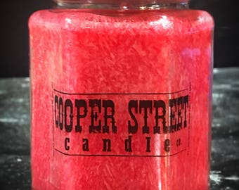 Valentine's Day Handmade Candle Handpoured Palm Wax Container Candle Limited Numbers! Free Shipping! LoveLetter