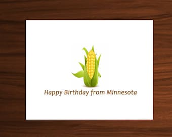 Minnesota, Minnesota pride, Minnesota gifts, Minnesota card, Minnesota cards, Minnesota home, Minnesota love, Minnesota state, greeting card