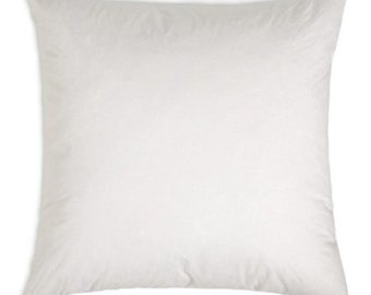 20 x 20 OUTDOOR Square Polyester Pillow Form Insert