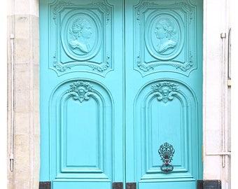 Paris photography, door photography, Paris apartment, Marais, fine art photography, travel photography, large wall art, Paris home decor