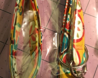 Handcrafated Lanyard with Vera Provencal Pattern