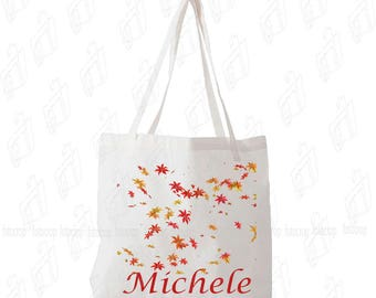 Tote Bag Custom Photo Logo Text Personalized Tote Bag Bridesmaid Gift Party Wedding