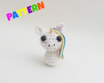 Amigurumi Unicorn Pattern, Crochet Unicorn Doll Pattern, Crochet Pattern, Amigurumi Pattern, Crochet Amigurumi Pattern, Crochet Doll Pattern