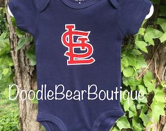 St. Louis Cardinals Baby bodysuit