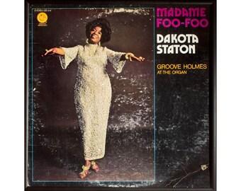 Glittered Madame Foo Foo Album