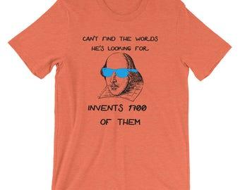 Funny Shakespeare English Teacher Shirt, Teacher Gift Idea, Teacher Appreciation, English Major Gift, Book Nerd Shirt, Shakespeare Meme