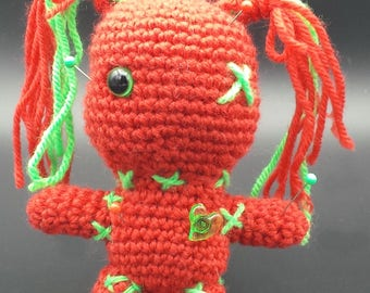 Voodoo Doll-Red