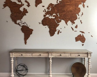 Wall map etsy gumiabroncs Gallery