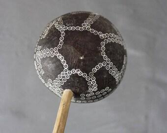 Coconut Shell Ladle