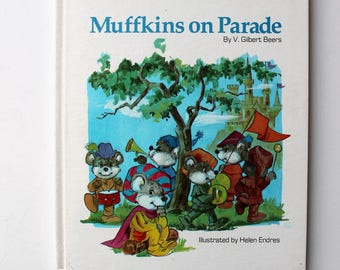 Muffkins On Parade By V. Gilbert Beers Picture Bible 1982