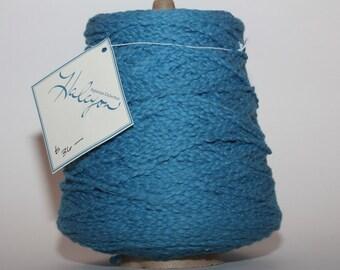 Halcyon Casco Bay Cotton Worsted, color 0971230L, Lot 17188     Blue