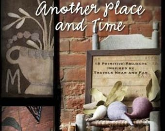 Pattern Book: Another Place and Time - Special Out of Print Edition