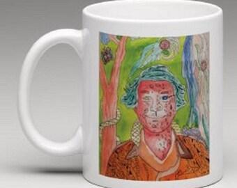 Byron Bay Artist Mug (Limited Edition)