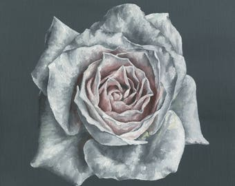 Imperfectly Perfect Rose - Art Print