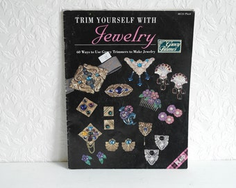 Gracy James Vintage Jewellery Project Book