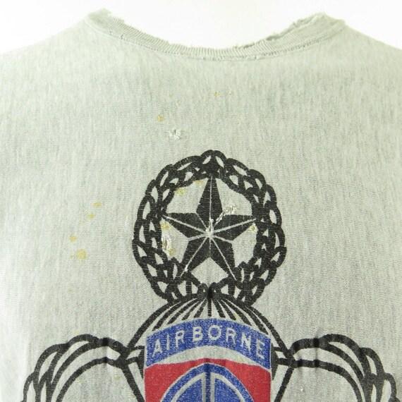 Sweatshirt Paratrooper Champion 1 80s Army M Airborne Vintage H78D USA Weave Shelf Reverse 2 6cHqfIWtt