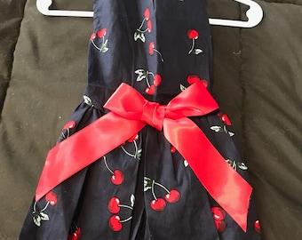 Pet - Cherry Dress