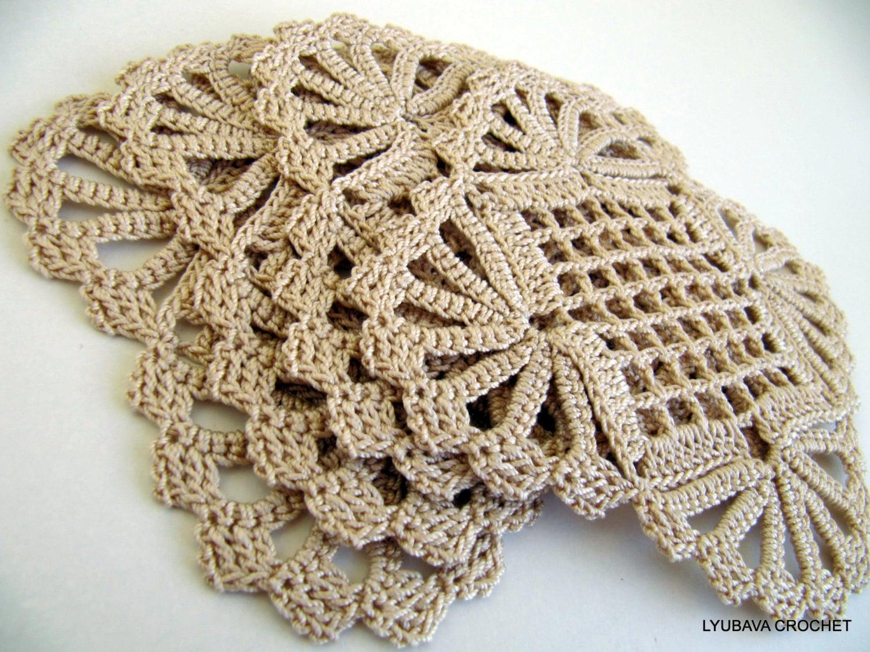 Famoso Patrón De Crochet Lyubava Modelo - Ideas de Patrones de ...