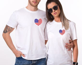 Fourth of July shirt, Fourth of July shirts, 4th of July, 4th of July shirt men, 4th of July outfit, Set of TWO, UNISEX