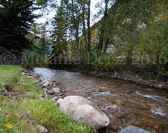 Clear Creek, Rocky Mountains, Georgetown, Colorado 2