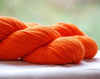 SUNBURST ~ ARAN Pure natural Cotton yarn ~ co.no 43
