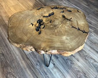Ash Tree Coffee Table 12