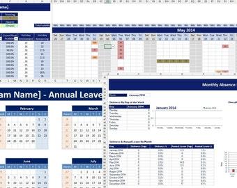 timesheet calendar excel