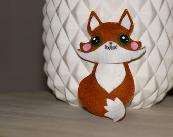 Mini Fox plush