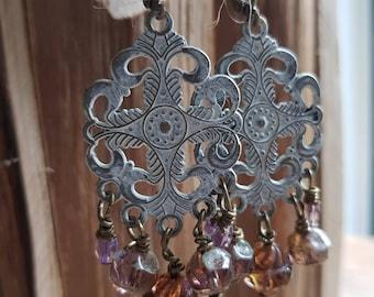 Styx earrings